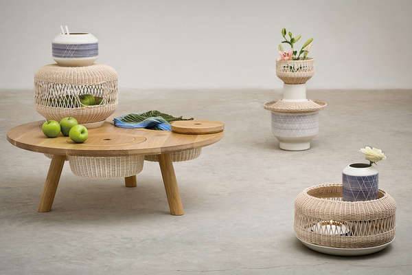 Cohesive Container Furniture