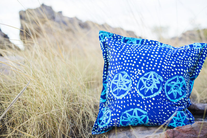 Aboriginal-Crafted Textiles