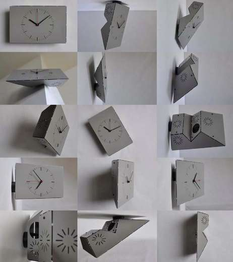 Multi-Facing Timepieces