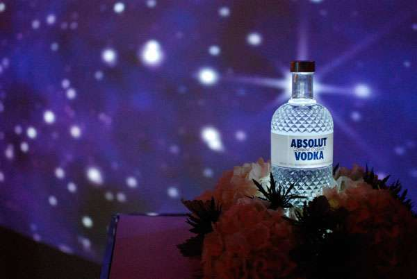 Absolut Glimmer Launch Party
