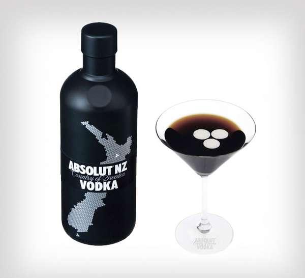 Archipelago Alcohol Branding