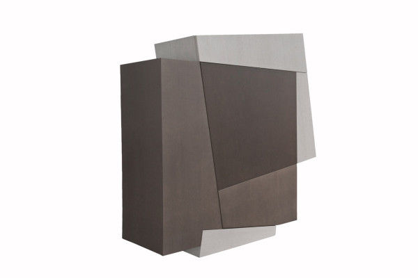 Intriguing Abstract Cabinetry