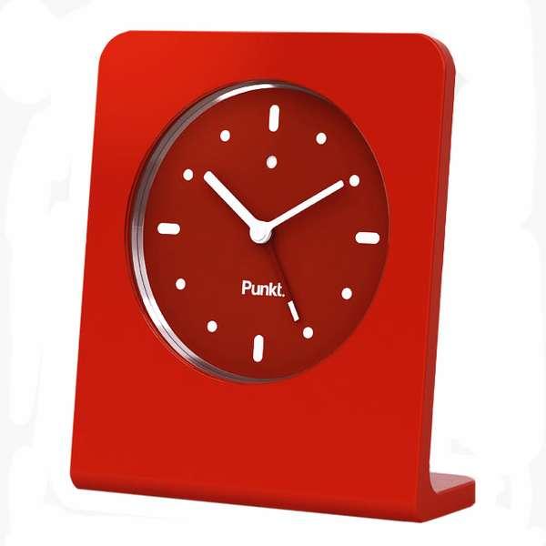 Minimalist Flat-Back Timepieces