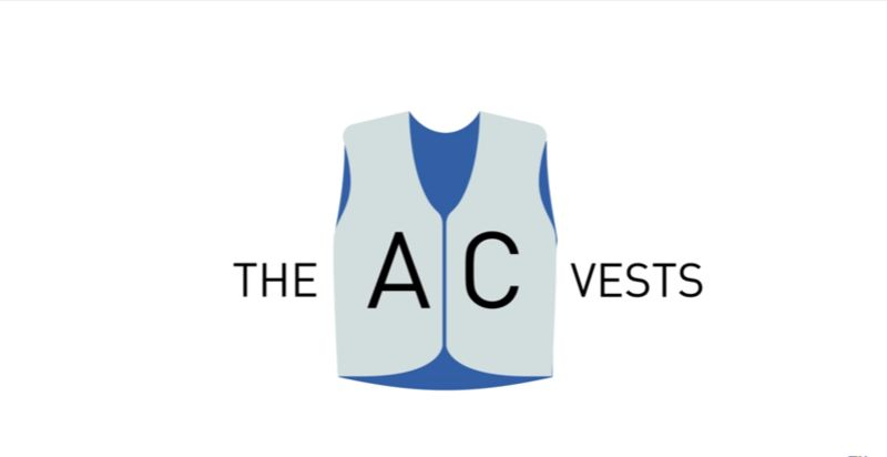 Cooling Construction Vests A C Vests