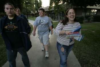 Boarding School for Overweight Students