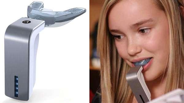 Vibrating Mouthpiece Straighteners