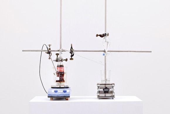 Distilling Art Installations