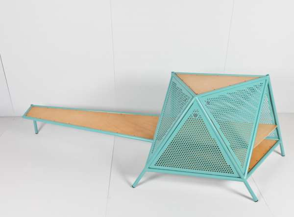 Multifaceted Industrial Furnishings