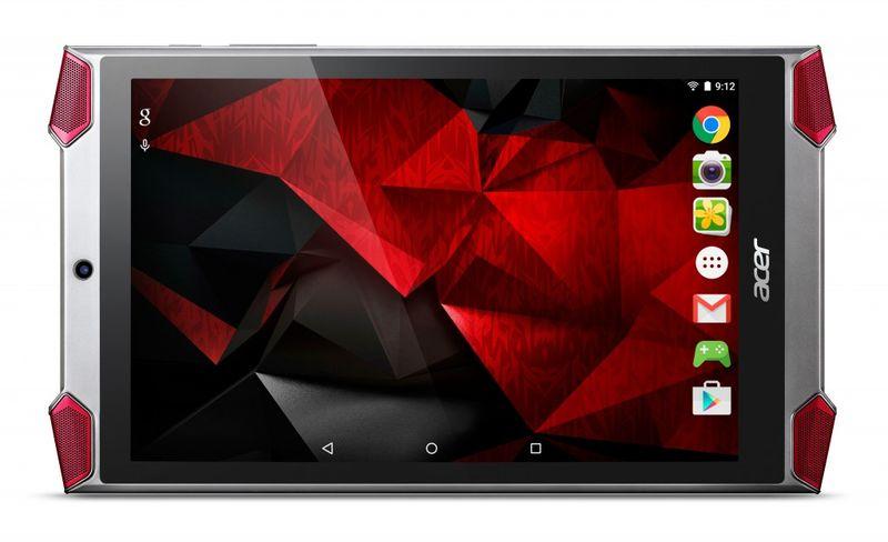Rugged Gaming Tablets : Acer Predator 8