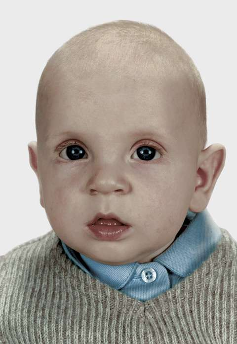 achim lippoth baby photos