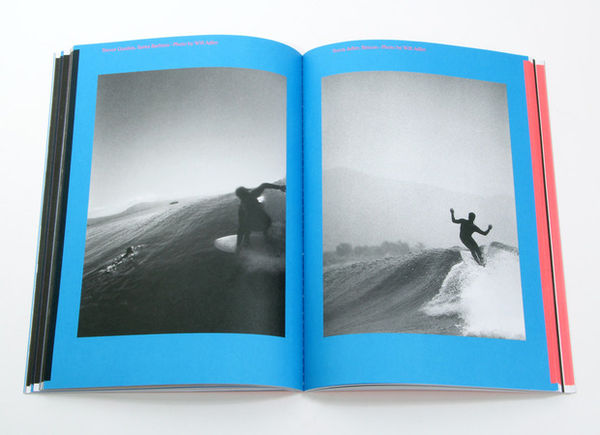 Sophisticated Surf Culture Magazines