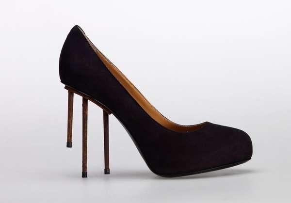 Tripod Stilettos