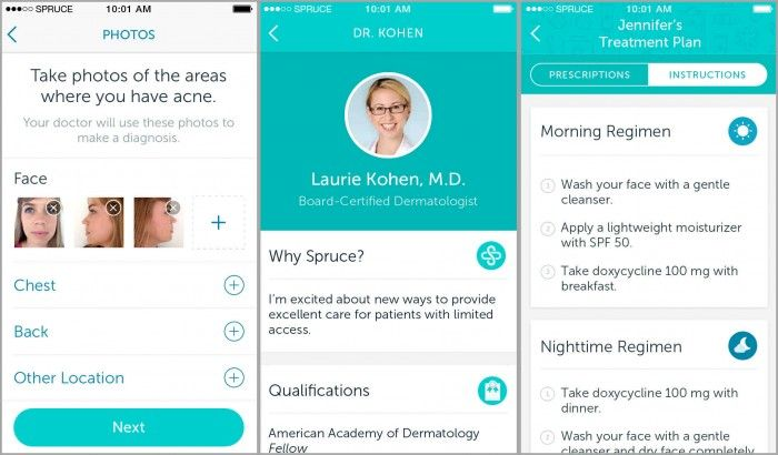 Acne Treatment Apps