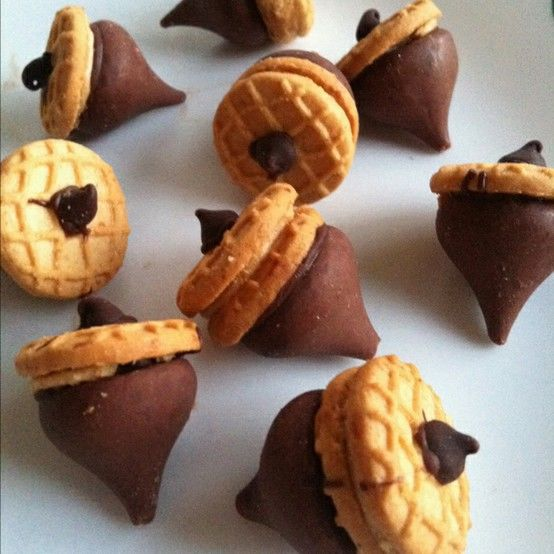 Acorn-Inspired Desserts