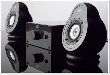 Acoustic Lab Zeta 2 speakers