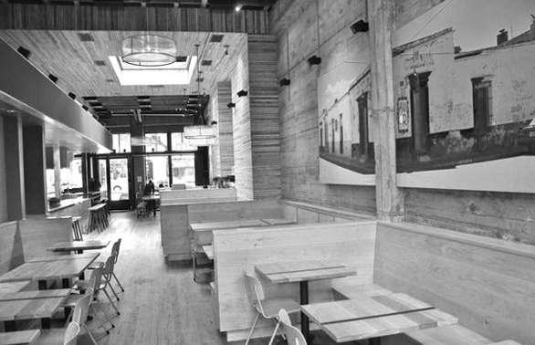 Sound-Silencing Restaurants