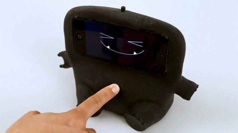 Acoustic Smartphone Controllers