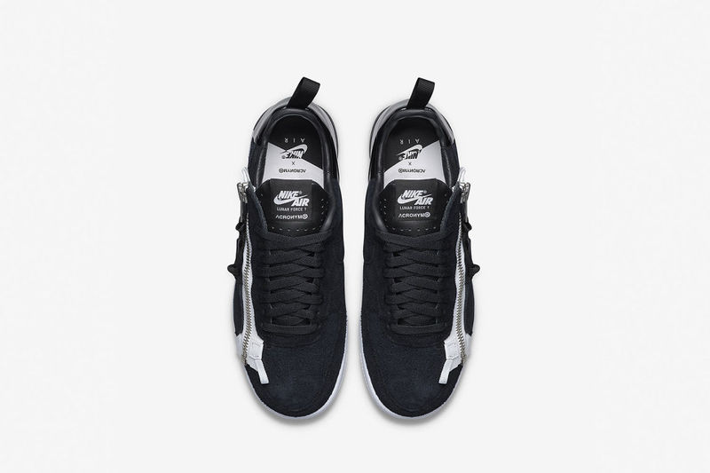 Zip-Up Running Shoes