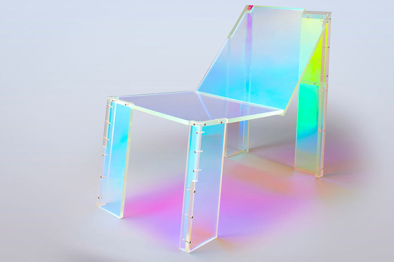 Musician-Inspired Acrylic Chairs