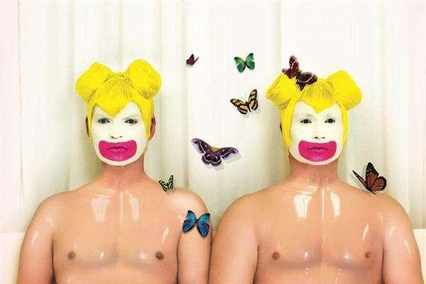 Erotic Conceptual Art