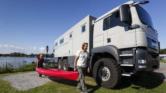 Behemoth Luxury Campers