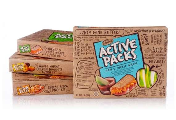 Busy Snack Branding