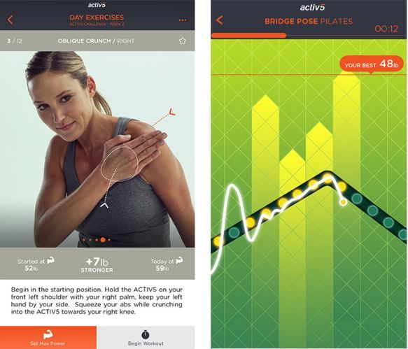 Isometric Fitness Devices