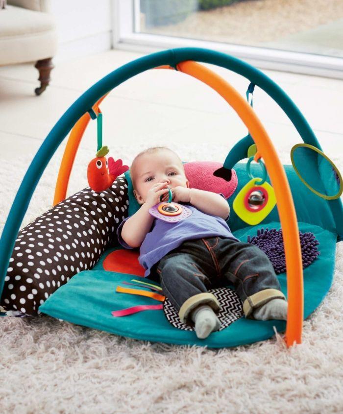 Practical Playmat Beds