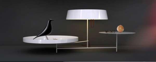 Simple Circular Furniture