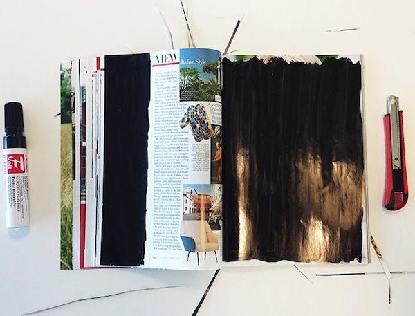 Advertisement-Less Magazines
