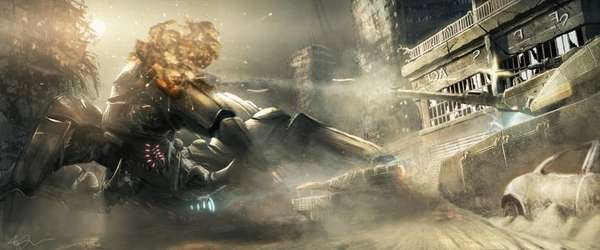 Epic Sci-Fi Graphics