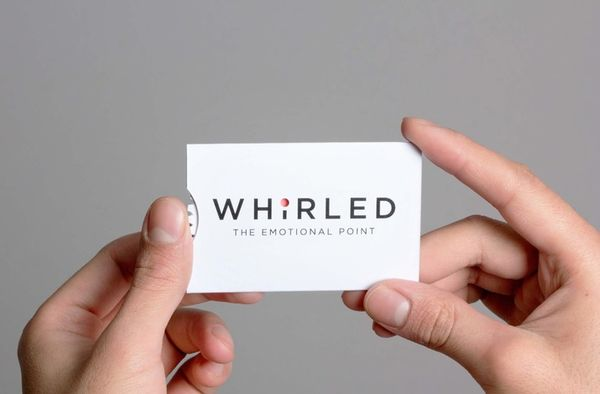 Adaptable Business Cards