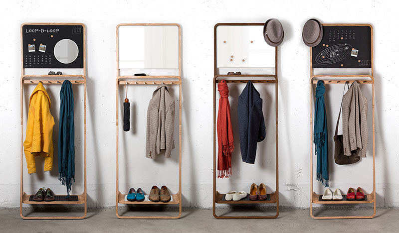 Adaptable Clothes Racks