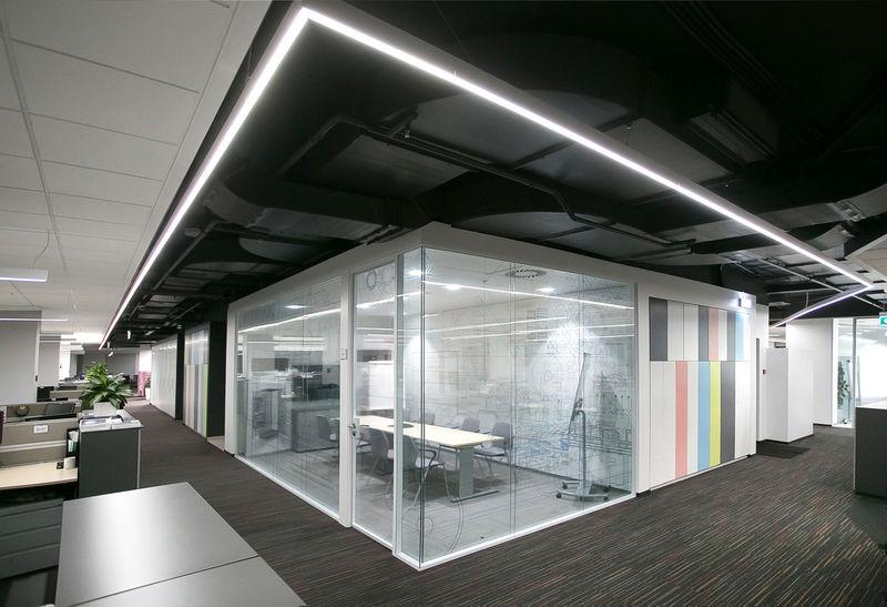 Adaptable Office Interiors