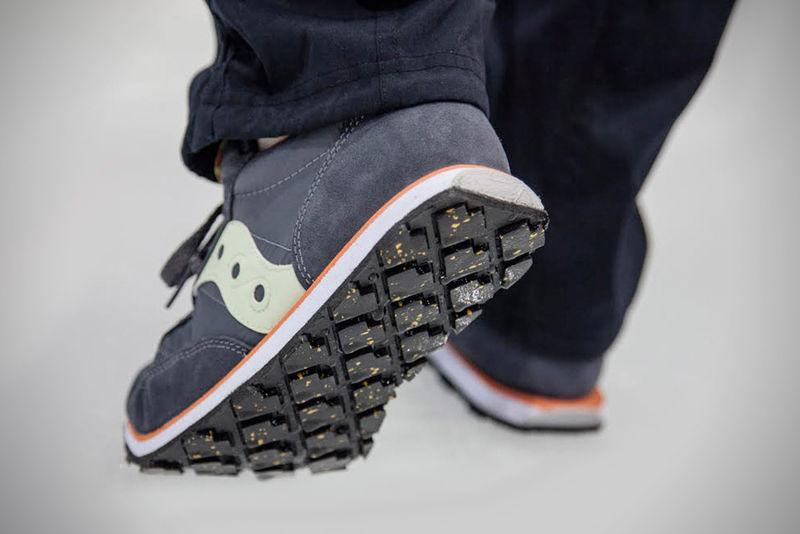 Winterized Sneaker Soles