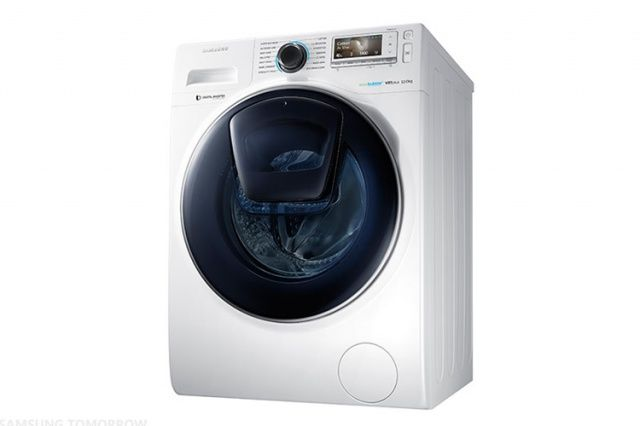 Dual-Door Washing Machines