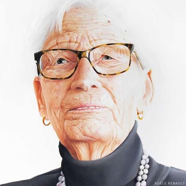 Hyperrealistic Senior Portraits