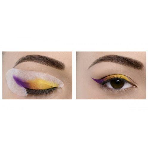 Adhesive Eyeliner Stencils