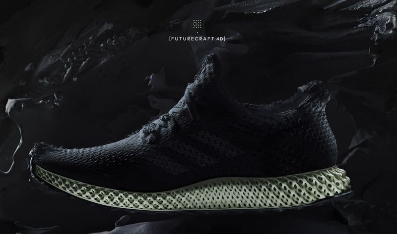 Commercialized 3D-Printed Shoes
