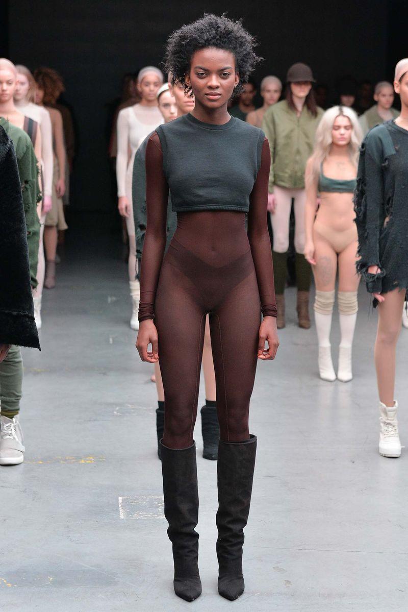 Iconic Rapper Sportswear Couture