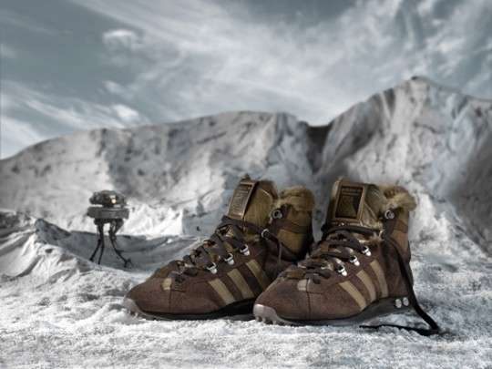 Adidas Originals Chewbacca Boots