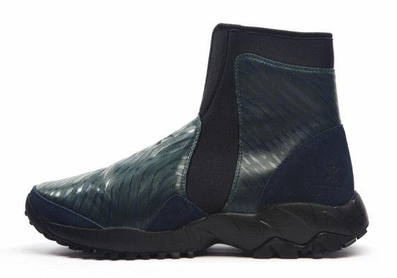Graphic Futuristic Footwear