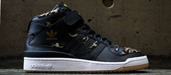 Adidas Originals Forum Mid Leopard