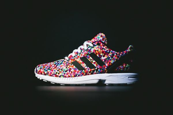 Kaleidoscopically Designed Kicks