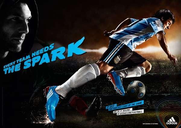 Harnessing Soccer Star Power