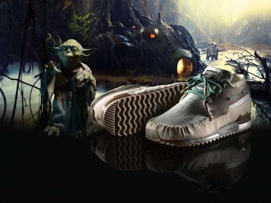 The Force-Inspired Footwear