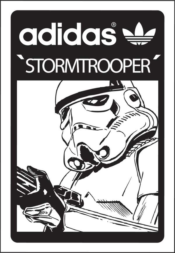 Stormtrooper Sneakers
