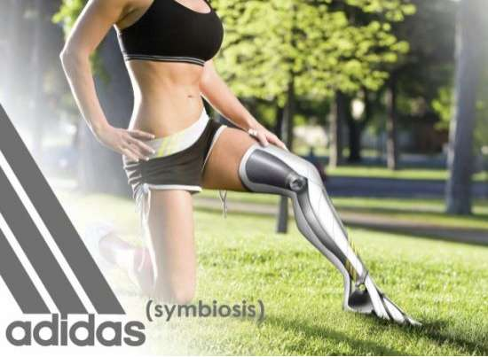 Athletic Designer Prosthetics