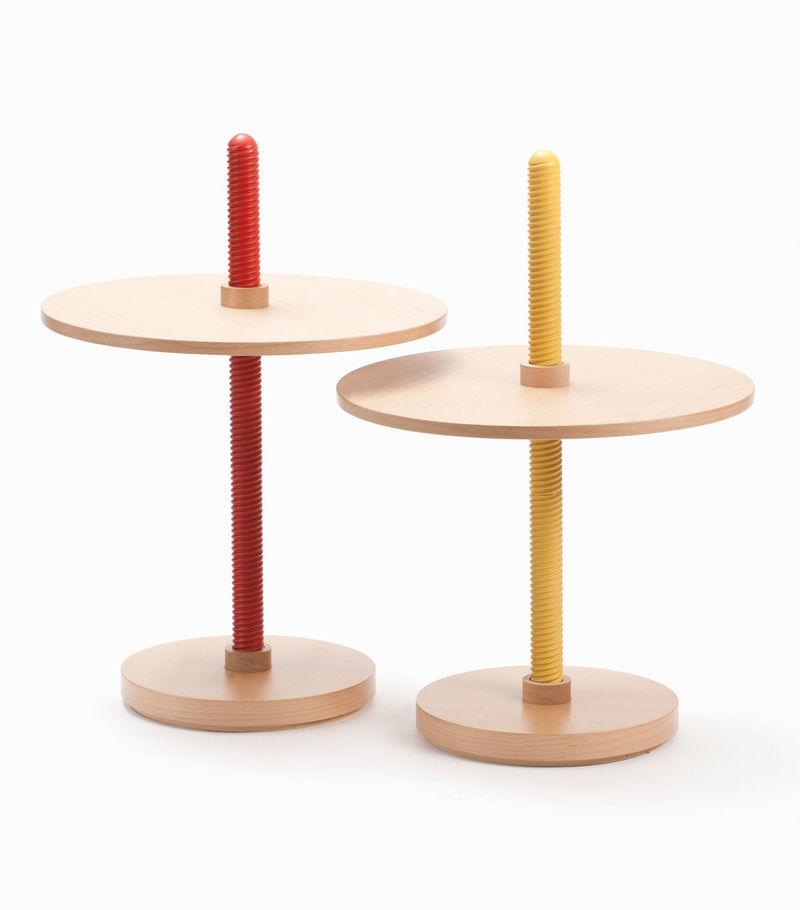 Screw-Inspired Furniture