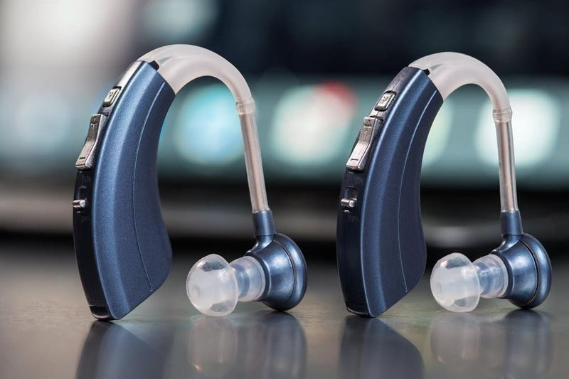 Ergonomic Hearing Enhancers